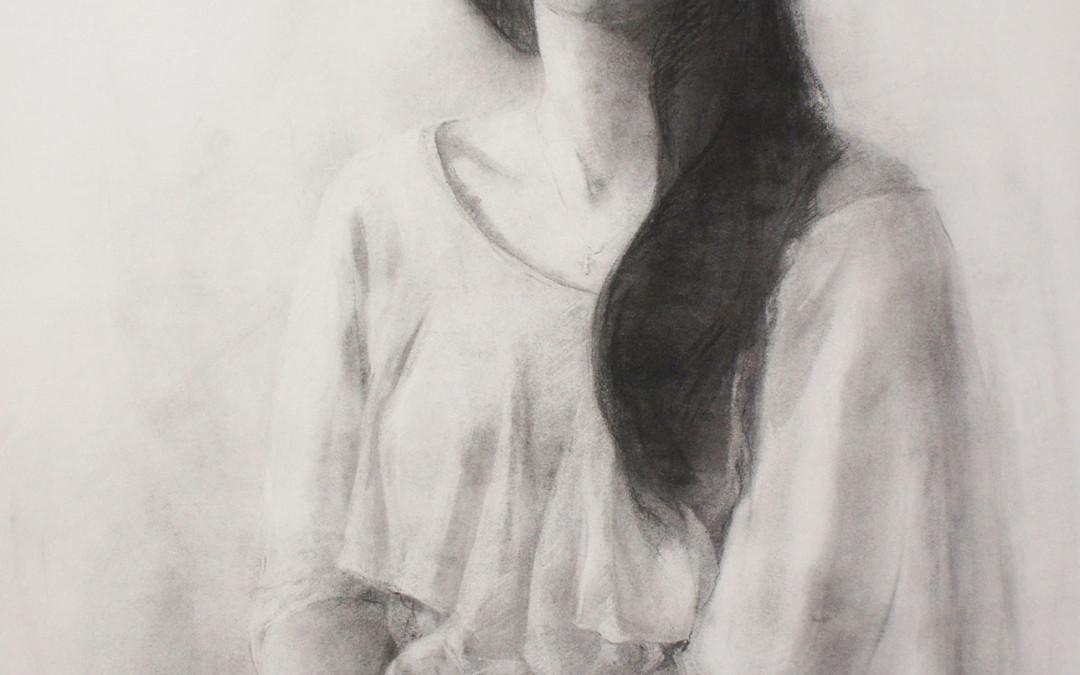 Isabel-carboncillo-100-x-70-cm (commissioned portrait)