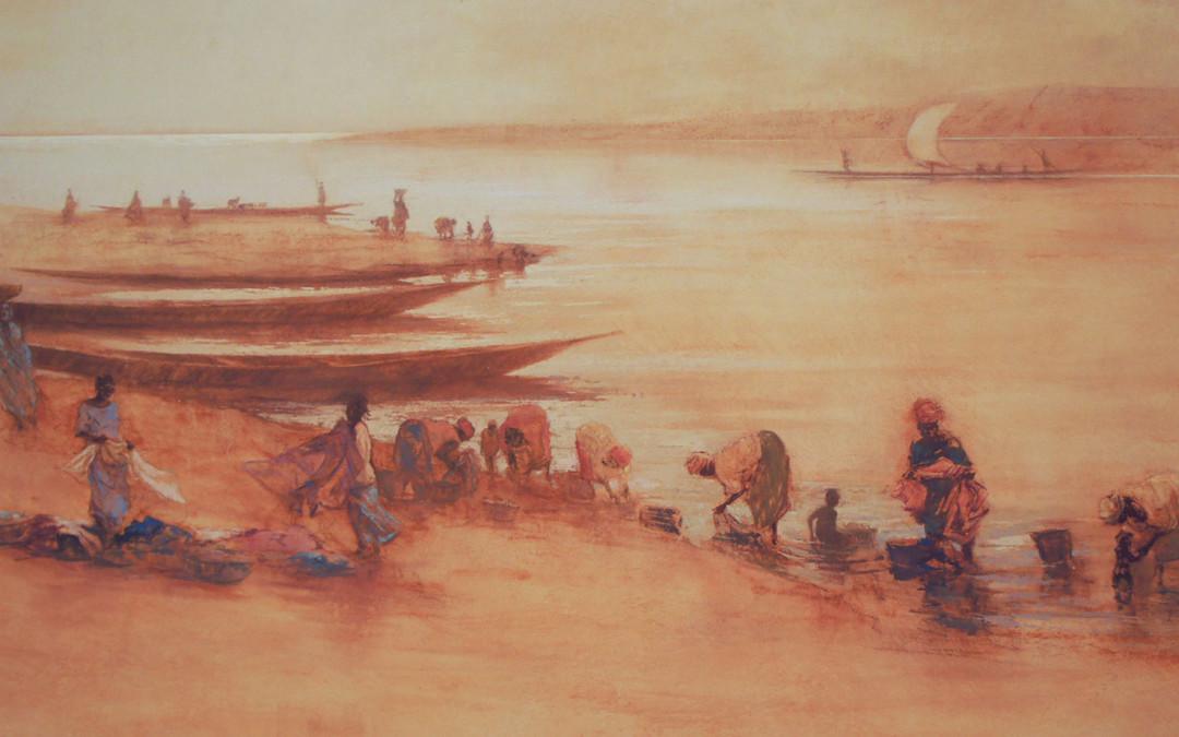 Lavanderas-del-Niger-100-x-200-cm