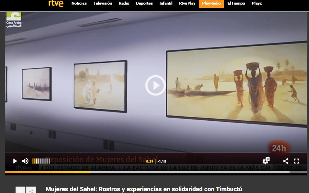 RTVE-A la carta  Todxs por igual  Mujeres del Sahel: Rostros y experiencias en solidaridad con Timbuctú